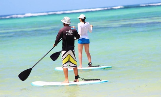 Paddleboard Rental & Lessons In Western Tobago, Trinidad And Tobago