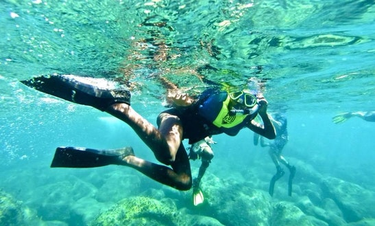 Snorkeling Adventures In Weekes