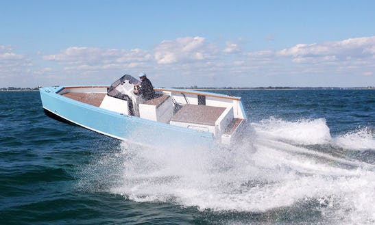 Blue Smartboat-23 Boat Cruises In New York