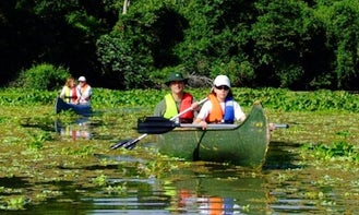 Canoe in Sidrolândia