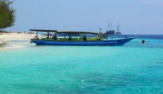 Island Boat Tour On Gili Island