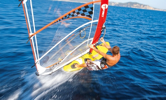 Windsurfing Rental & Lessons In South Padre Island