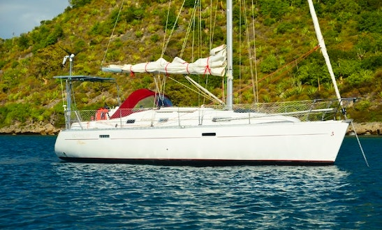 Beneteau Oceanis Clipper 331 Monohull Charter In Ayamonte