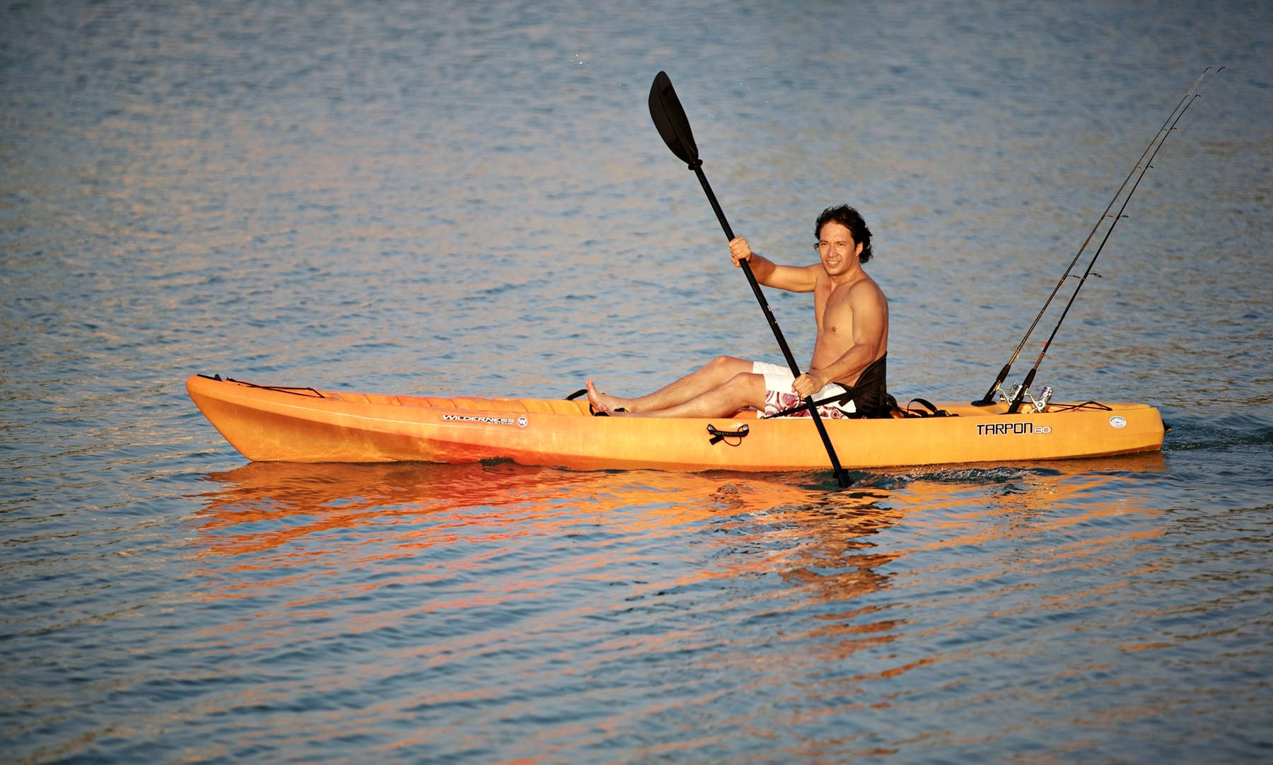 Single Kayak Rental In Madeira Beach