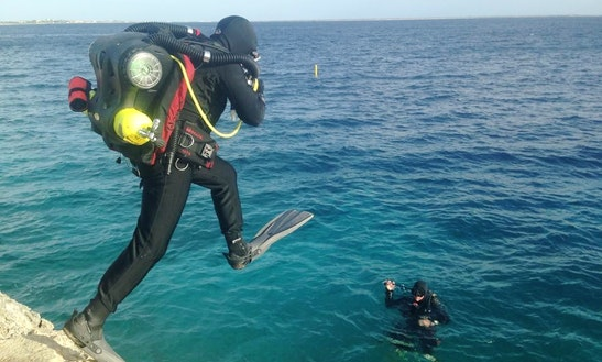 Scuba Diving Training In Port Orange