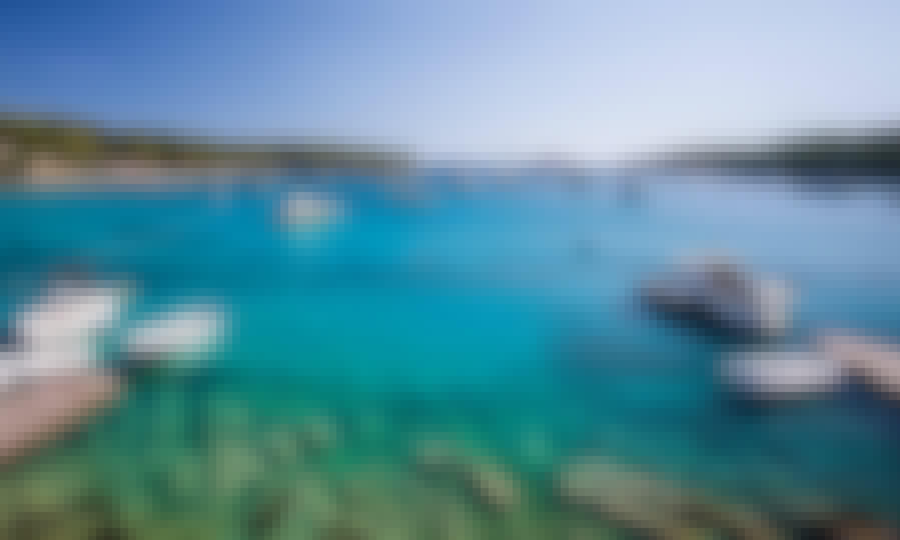 Blue Cave & 5 Island Safari from Split