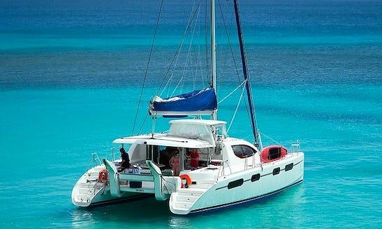 47' Cruising Catamaran Charter In Bridgetown Saint Michael, Barbados