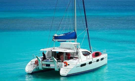 47' Cruising Catamaran Charter In Bridgetown Saint Michael, Barbados