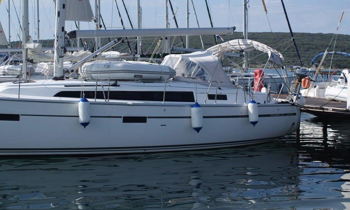Bavaria Cruiser 37 - Jugo in Punat