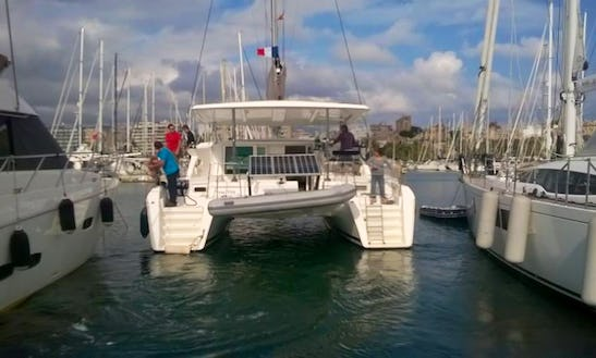 Cruising Catamaran Charters In Hyeres, France