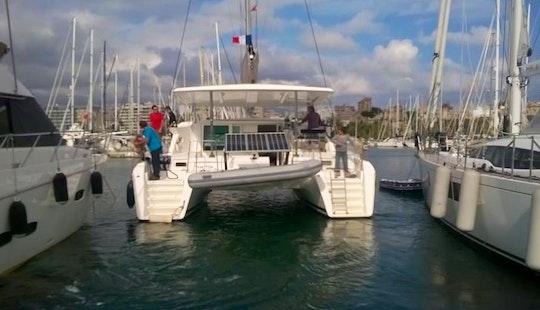 Cruising Catamaran Charters In Hyeres, France