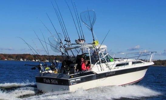 Enjoy Fishing On 30ft