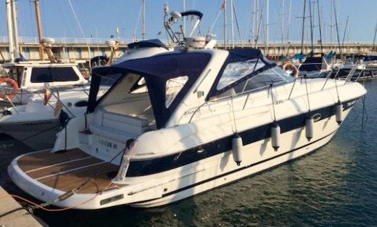 Charter Bavaria 35 Sport Yacht In Ciutadella De Menorca, Spain