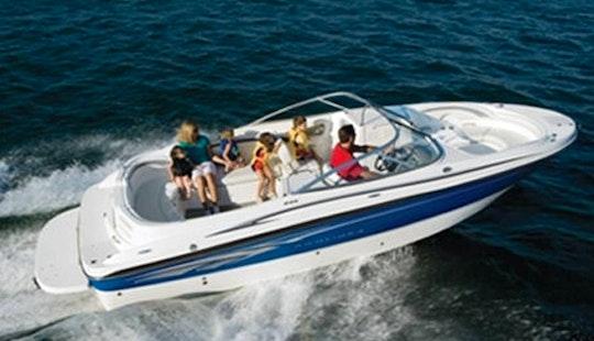 Enjoy Bayliner 245 Bowrider In Ciutadella De Menorca, Spain