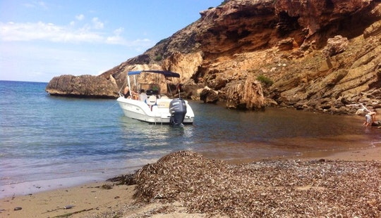 Key Largo 22 Motor Boat Rental In Ciutadella De Menorca, Spain