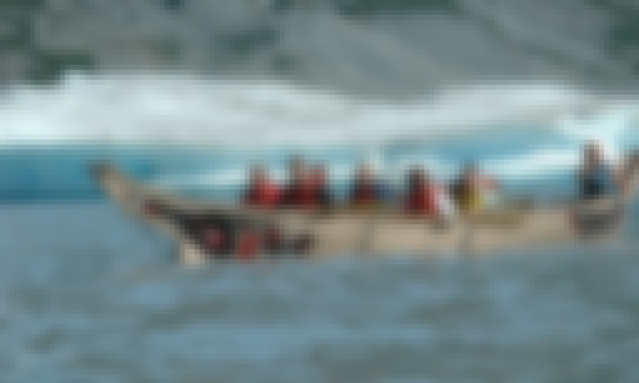 Sightseeing Paddle Lake Tour in Anchorage