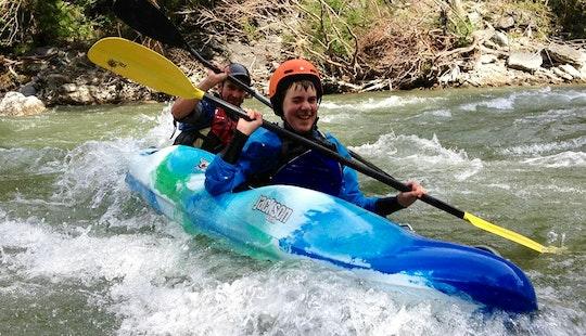 Kayaking Courses & Trips In Catalunya, Spain