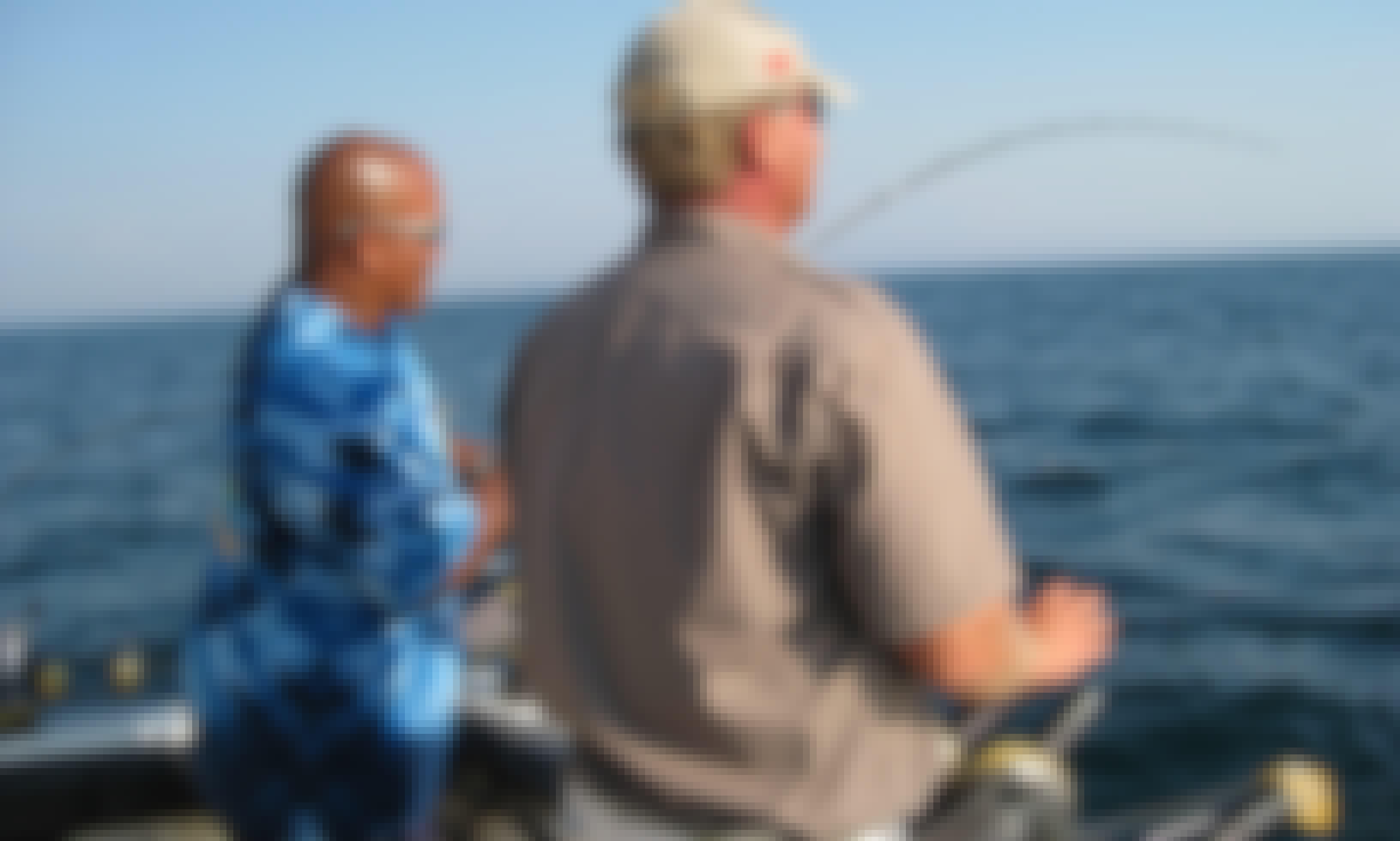 36' Fishing Trips Charter In St. Joseph Charter Township