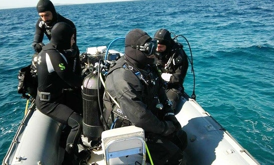 Discover Scuba Diving In Anatoliki Attiki