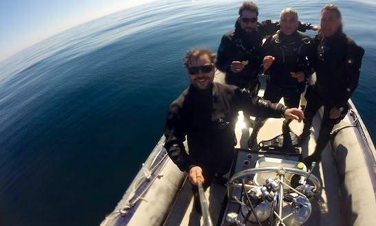 Diving Trips In San Juan De Los Terreros, Spain