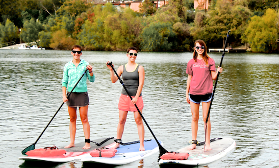 Paddleboard Rental & Lessons In Steamboat Springs, Colorado