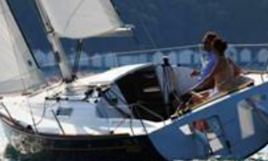 25' First 25 S Qr Sloop Rental In La Foret-fouesnant, France