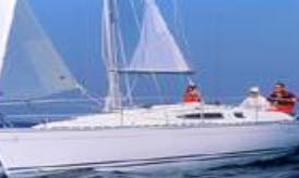 29' Sun Odyssey 29.2 DL Sailboat Rental in La Foret-Fouesnant, France