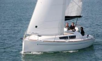 29' Cruising Monohull Sun Odyssey 30 i DL Rental in La Foret-Fouesnant, France