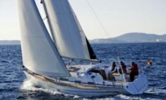 Bavaria 38 Q Cruising Monohull Rental In La Foret-fouesnant, France