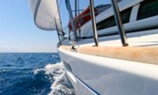 Oceanis 461 Q  Cruising Monohull Rental In La Foret-fouesnant, France