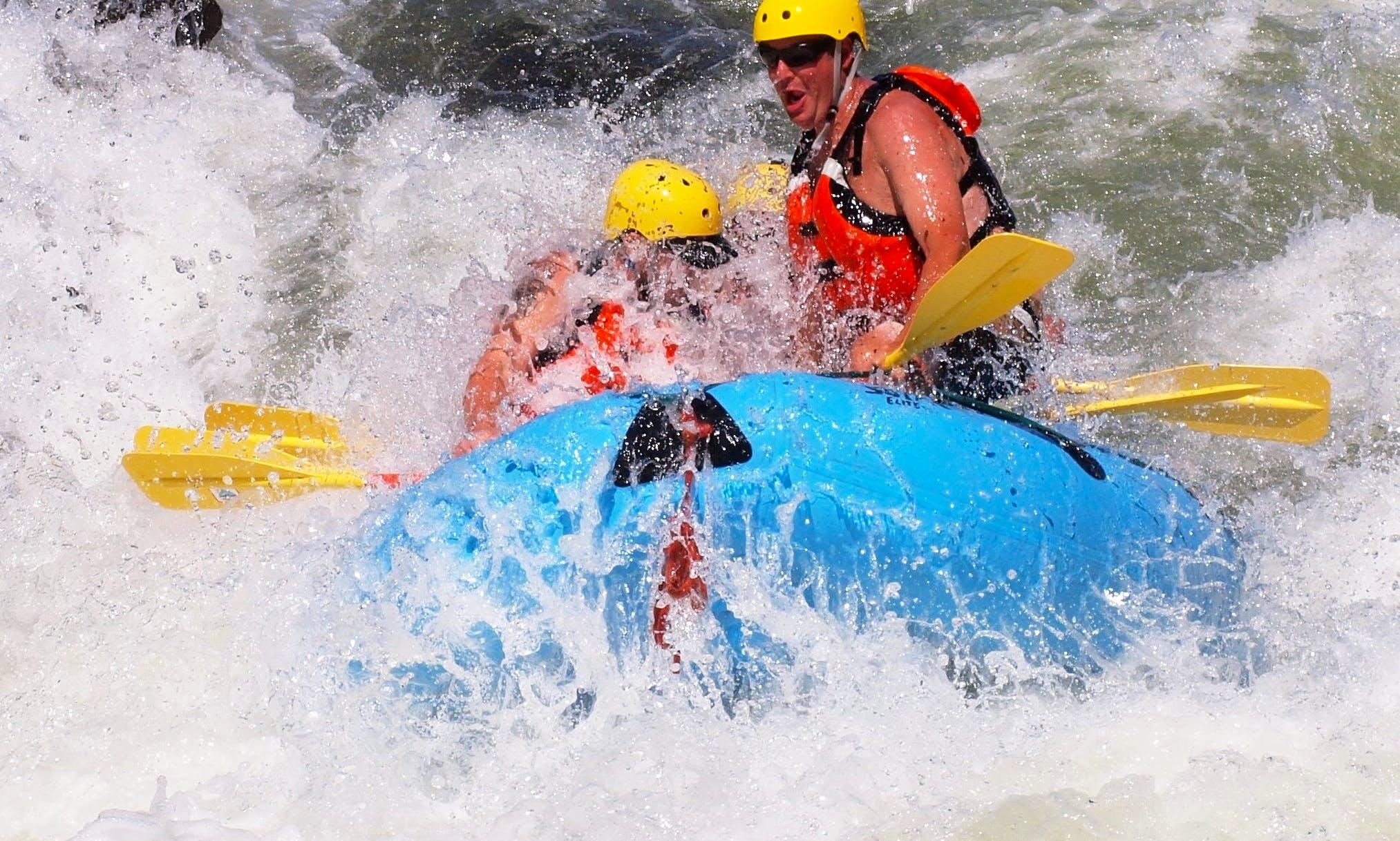 Rafting Trips in Waitomo, New Zealand