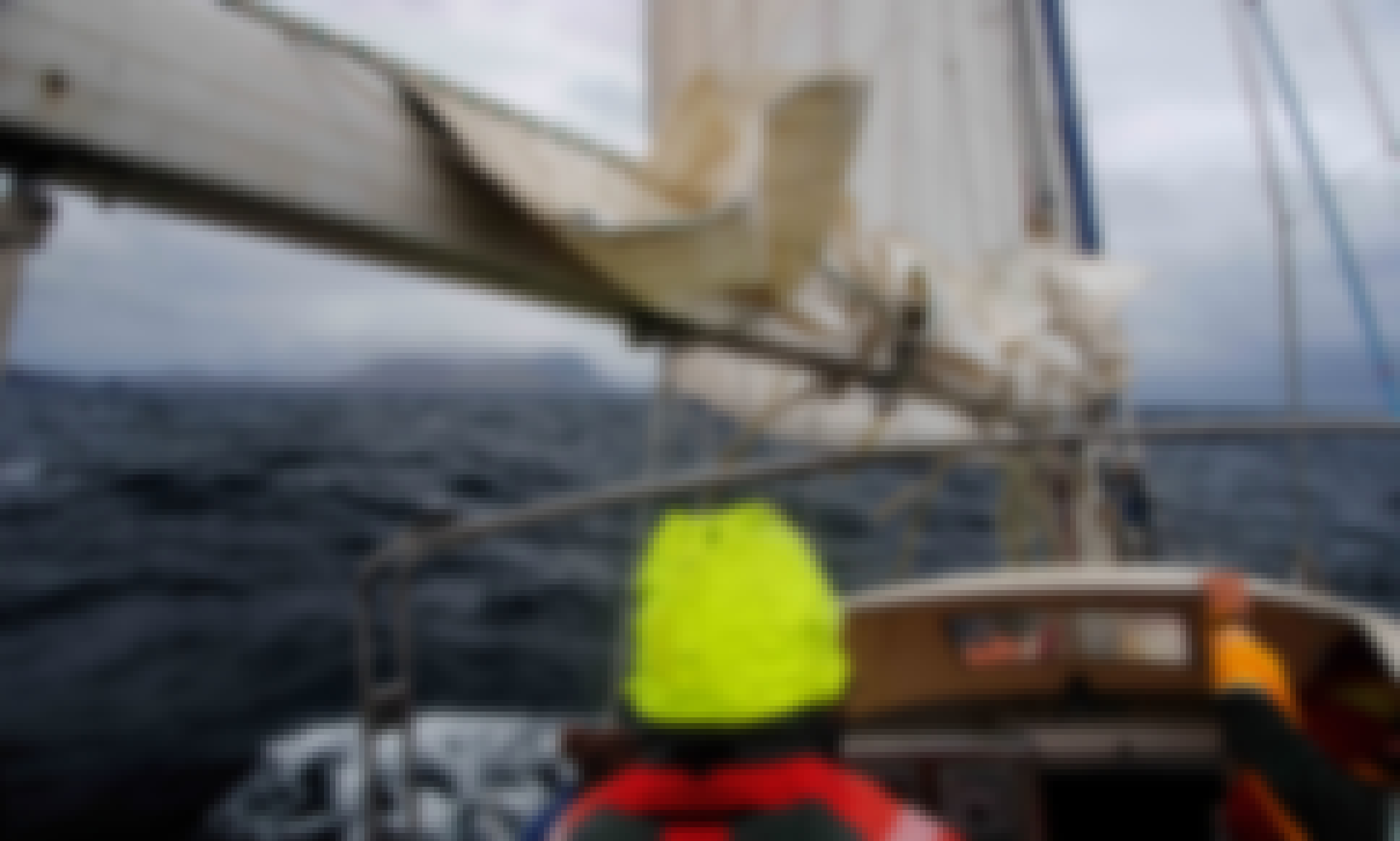 Cruising Monohull Rental in Ushuaia
