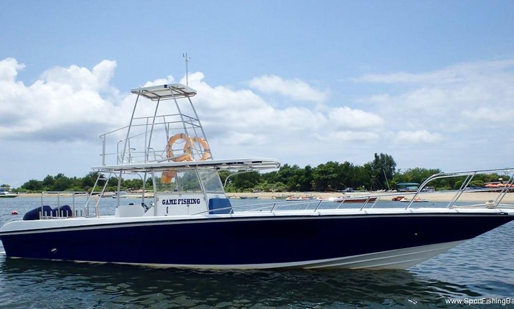 SportFishingBali com - Sport fishing Bali fishing charters