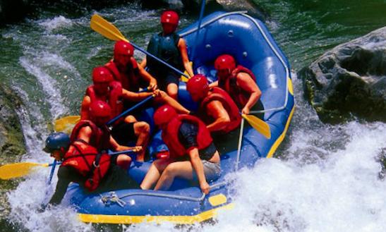 Rafting Trips In Santo Domingo, Dominican Republic