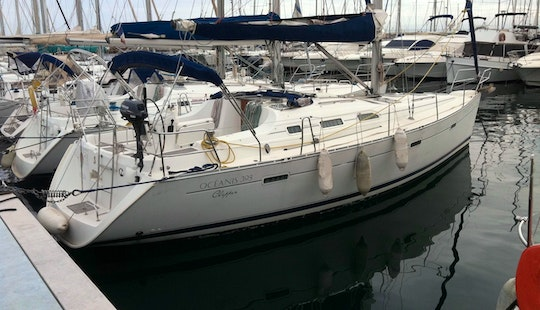Beneteau Oceanis 393 In Corfu, Greece