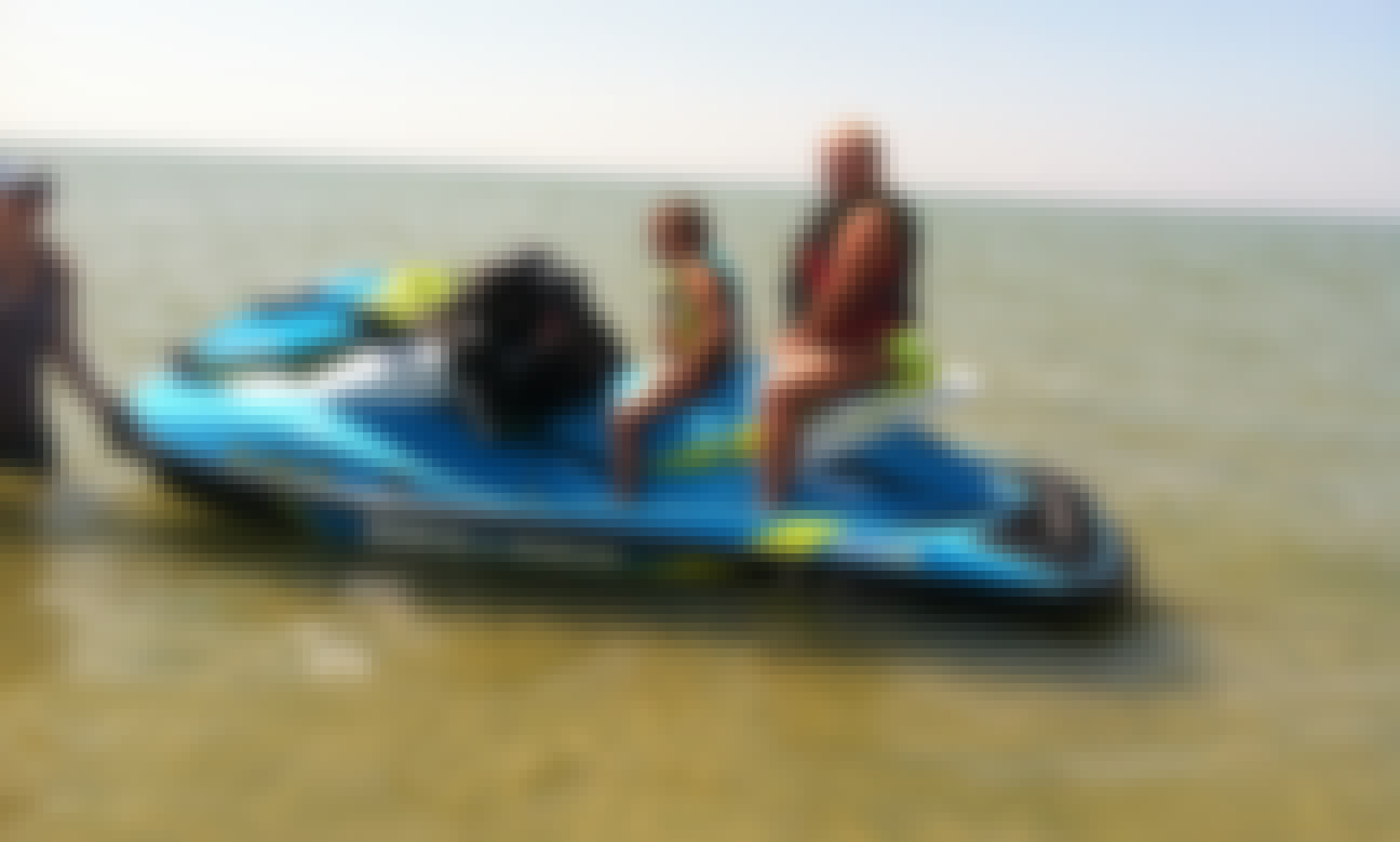 Enjoy Chesapeake, Virginia On 11' Sea Doo Jet Ski