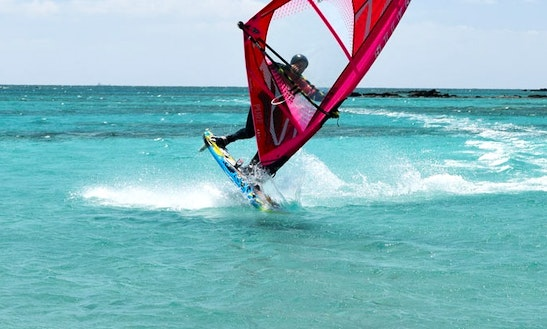 Windsurfing Rental & Lessons In Chania, Greece