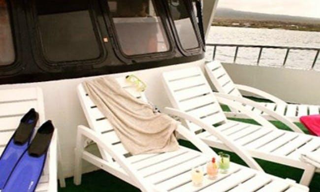 'Guantanamera' Motor Yacht Charter in Guayaquil