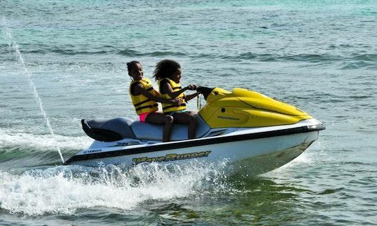 Yamaha Waverunner Rental In Jamaica