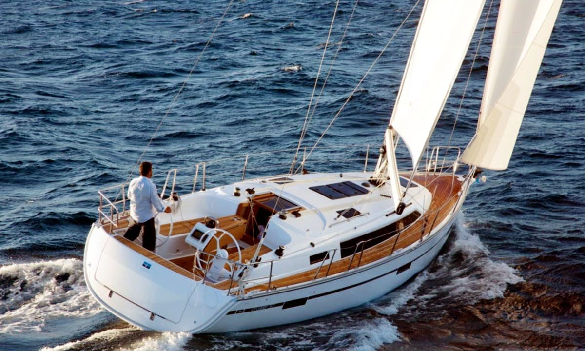 Bavaria cruiser 37 Sailing Yacht in Herzliya