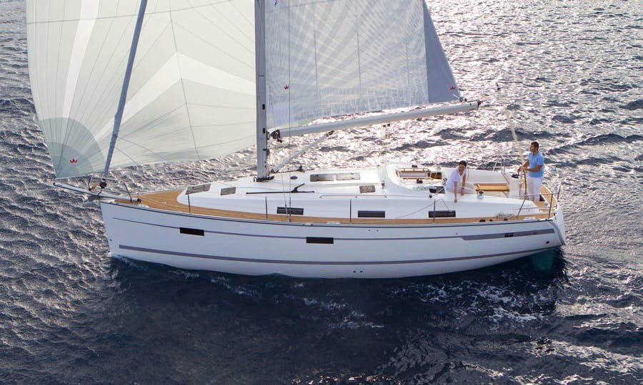 Charter this 36ft Bavaria Sailing Yacht  in Tel Aviv-Yafo, Israel