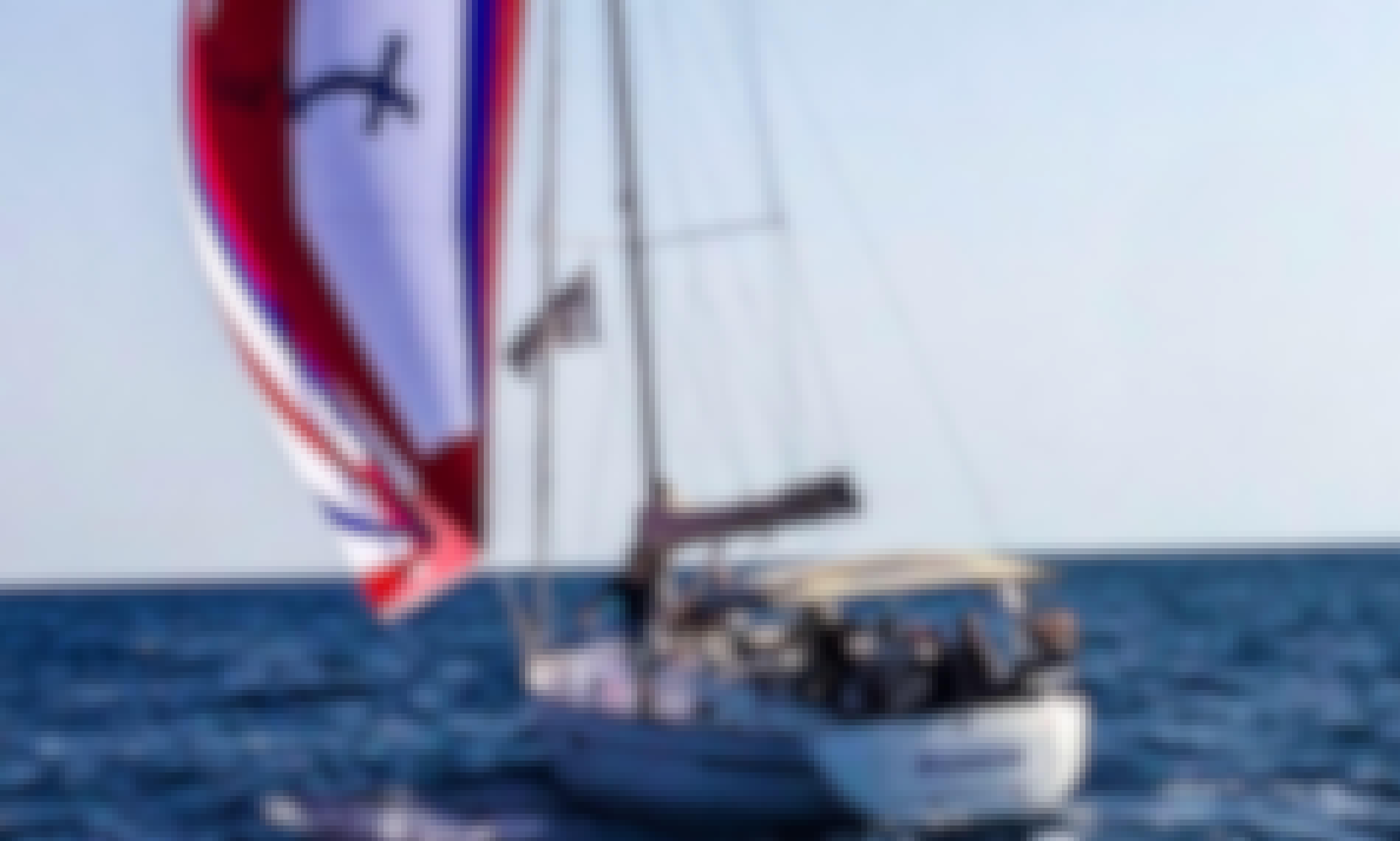 Charter this 36ft Bavaria Sailing Yacht  in Tel Aviv-Yafo, Israel
