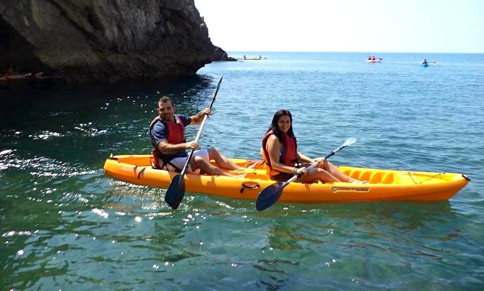 Double Kayak Rental & Tours in Setúbal