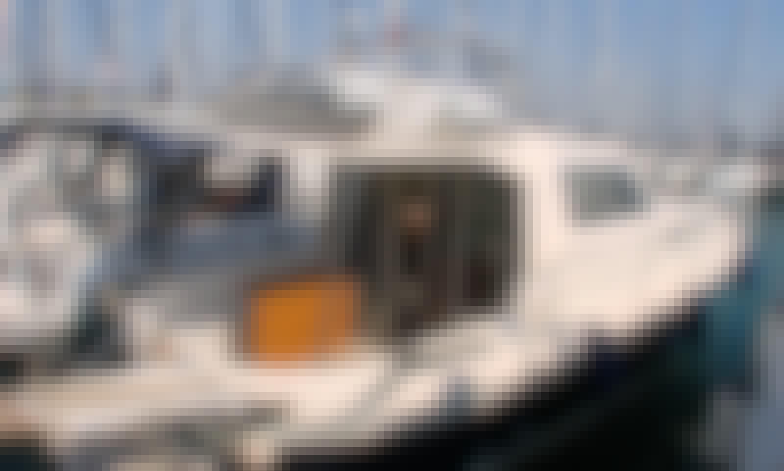 Adria 1002 V in Trogir
