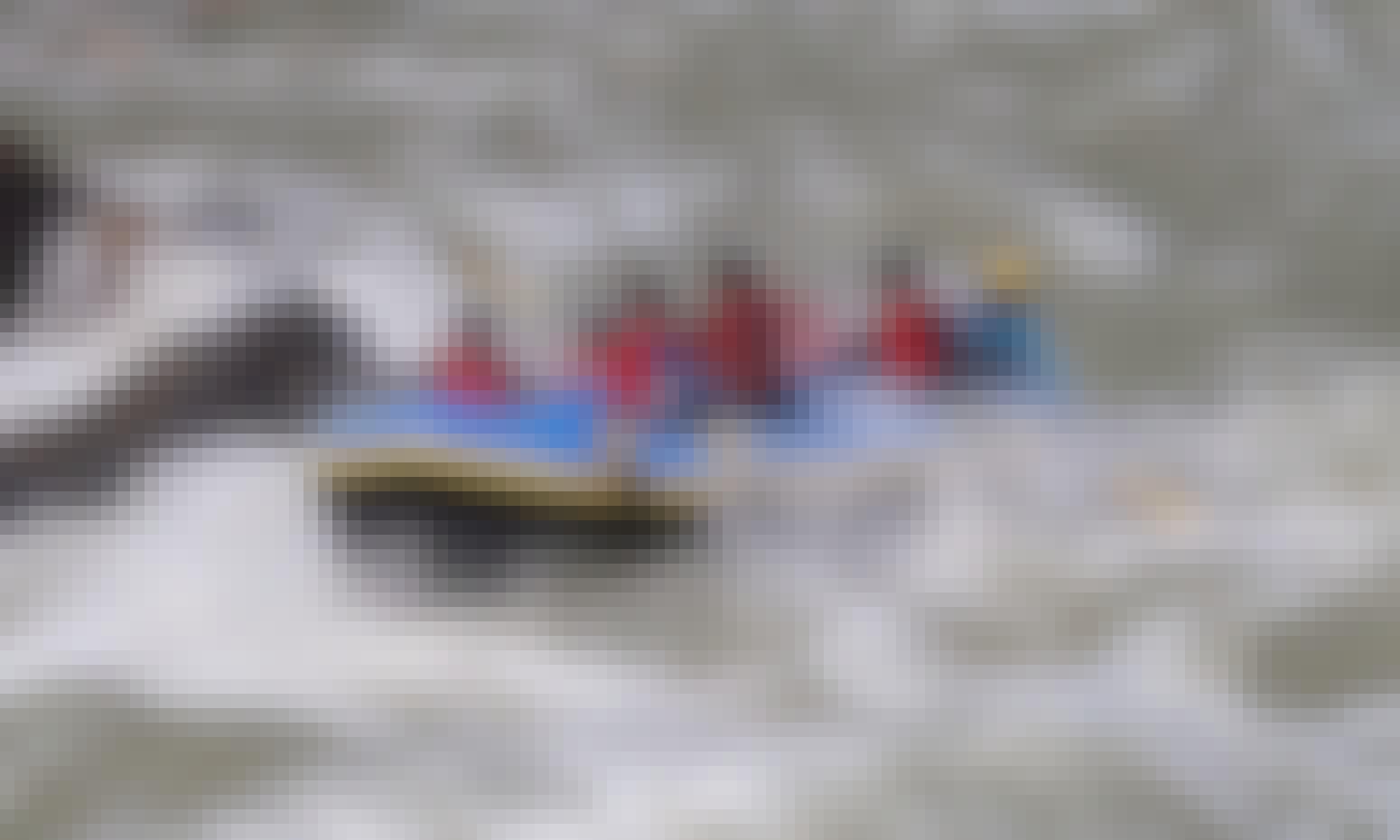 Rafting Adventures for Up to 8 People in Kathmandu, Nepal