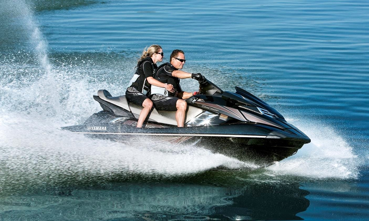 Jet Ski Lessons in Kerry, Ireland