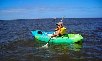 Single Kayak Rental, Courses & Tours in Villa Soriano