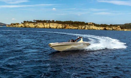 Evripus Rib Boat Rental In Chania