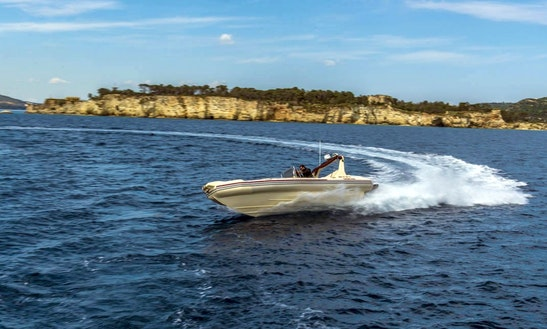 Evripus Rib Boat Rental In Chania