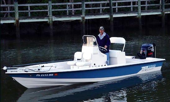 Enjoy 22' Pathfinder (night Flight) Center Console Fishing Charter In Marco Island, Florida